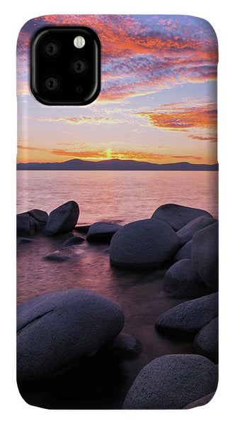 East Shore Bliss By Brad Scott - Phone Case