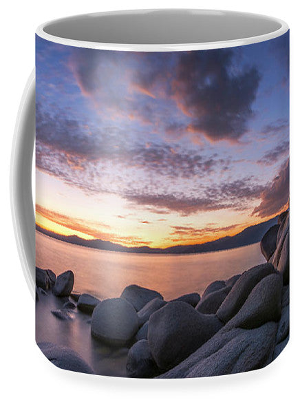East Shore Cove Panorama By Brad Scott - Mug