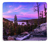 Emerald Bay Dreaming By Brad Scott - Blanket