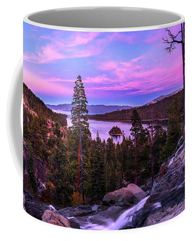 Emerald Bay Dreaming By Brad Scott - Mug