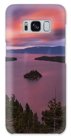 Emerald Bay Loves You By Brad Scott - Phone Case