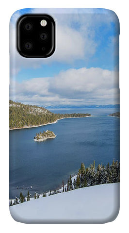 Emerald Bay Slopes - Phone Case