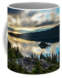Emerald Bay Sunrise Lake Tahoe - Mug