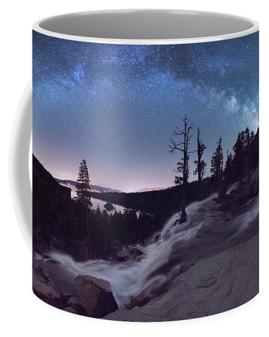 Flowing Dreams - Emerald Bay By Brad Scott - Mug