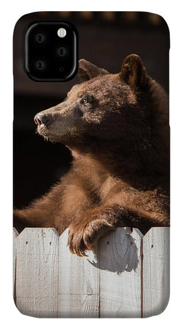 Hey There Neighbor By Brad Scott - Phone Case