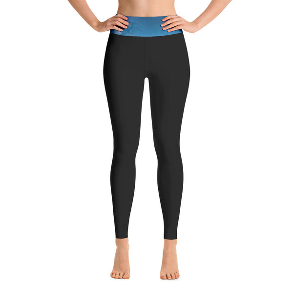 Tahoe Stars Womens Yoga Leggings