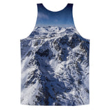 The Cross Mt Tallac Classic fit tank top (unisex)