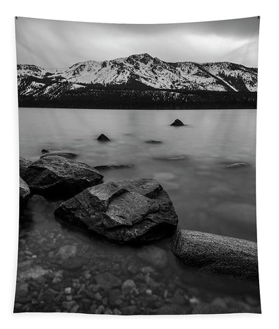 Monochromatic Dream By Brad Scott - Tapestry