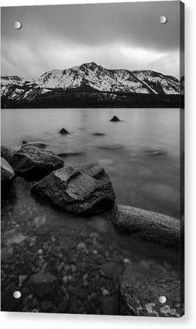 Monochromatic Dream By Brad Scott - Acrylic Print-Acrylic Print-Lake Tahoe Prints