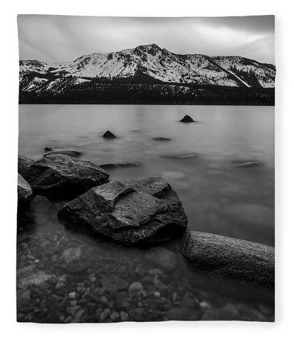 Monochromatic Dream By Brad Scott - Blanket