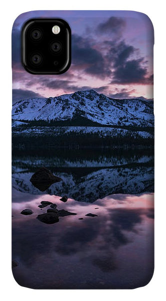 Rose Reflections By Brad Scott - Phone Case
