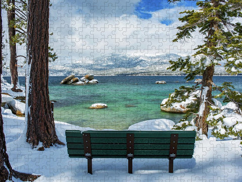 Sit and Relax by Brad Scott - Puzzle
