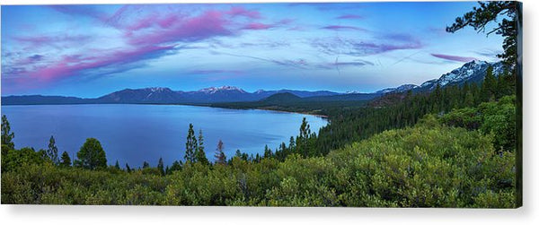 South Shore Sunset By Brad Scott - Acrylic Print