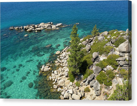 Tahoe Beauty - Canvas Print