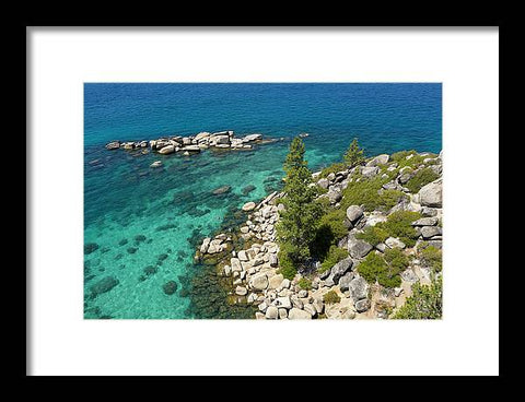 Tahoe Beauty - Framed Print