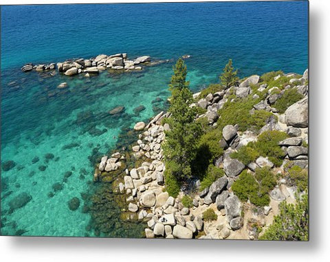Tahoe Beauty - Metal Print
