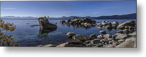 Tahoe Clarity - Metal Print
