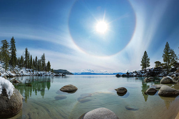 Tahoe Halo By Brad Scott - Art Print
