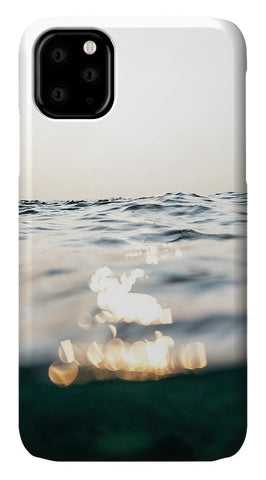 Tahoe Shimmering smoke - Phone Case