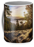 The Heart Of Eagle Falls By Brad Scott - Mug