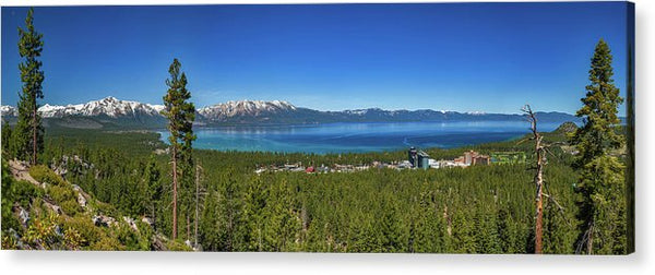 Van Sickle View By Brad Scott - Acrylic Print