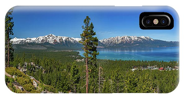 Van Sickle View By Brad Scott - Phone Case