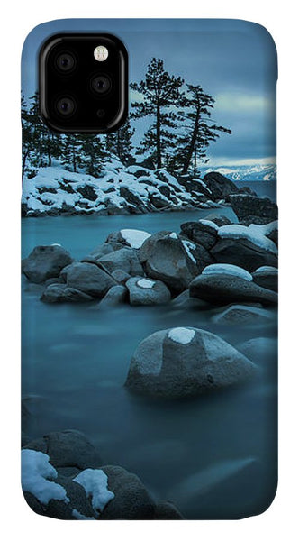 Winter Storm By Brad Scott - Phone Case