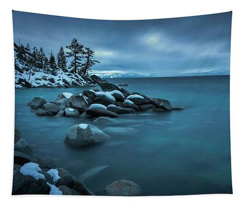 Winter Storm By Brad Scott - Tapestry
