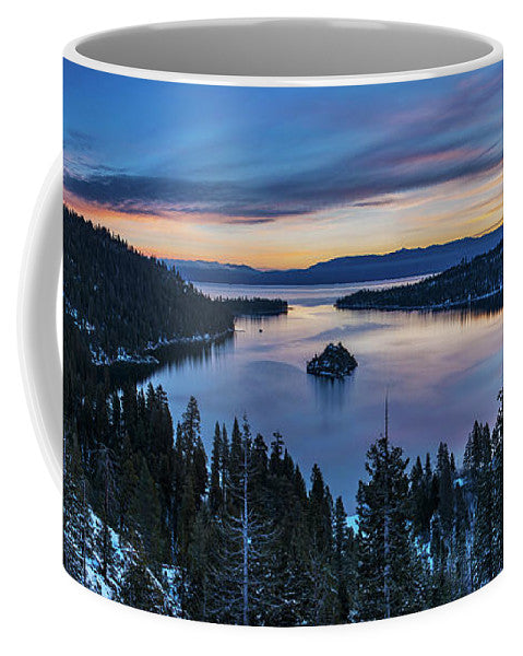 Winters Awakening - Emerald Bay By Brad Scott - Mug