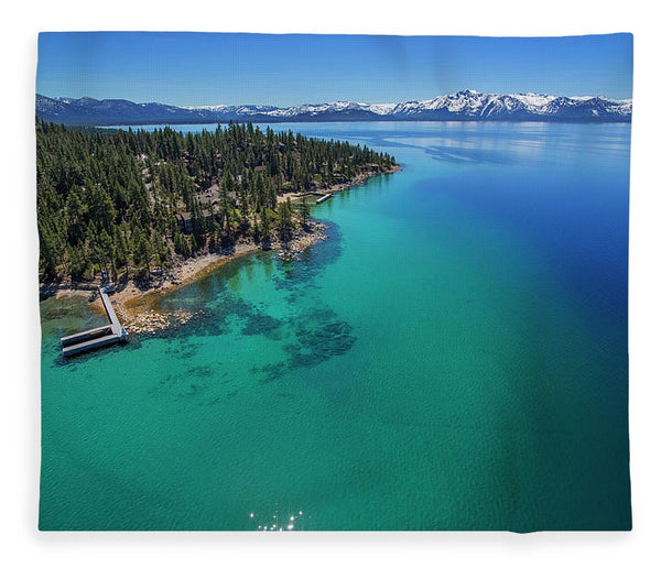 Zephyr Point Aerial - Blanket