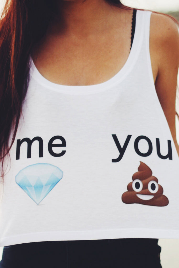 Me You Crop Top