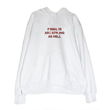 Females Are Strong As Hell Hoodie
