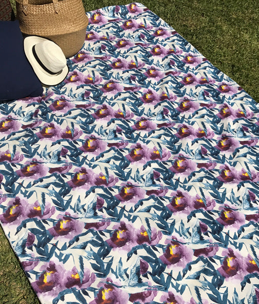 Copy of 2m x 150cm XL Outdoor picnic mat, picnic rug, play mat, kids mat, largeoutdoor mat, beach, water resistant, picnic, summe