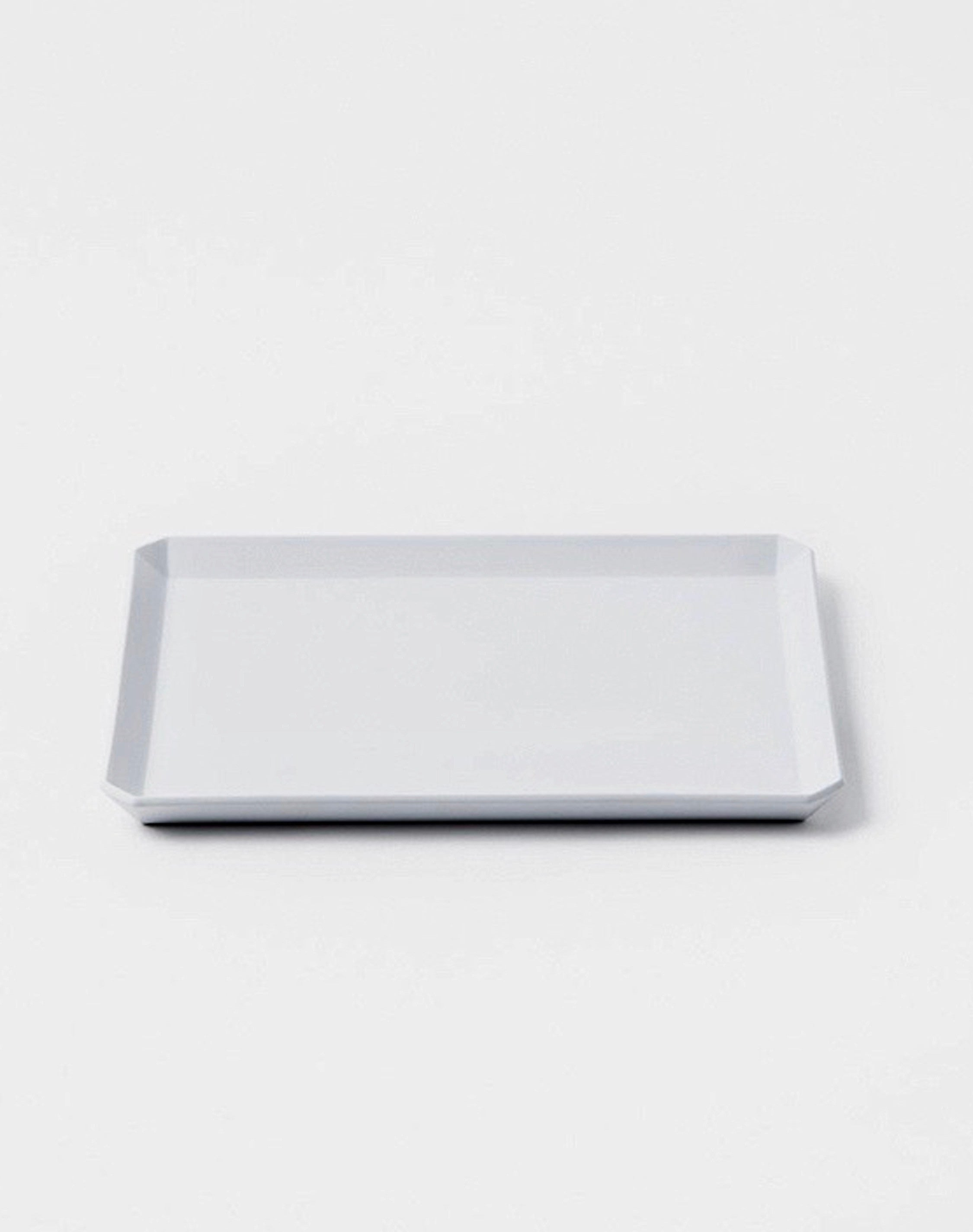 TY Square Plate 235 Gray