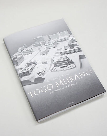 THE PROLIFIC WORLD OF TOGO MURANO ARCHITECTURAL MODELS 552