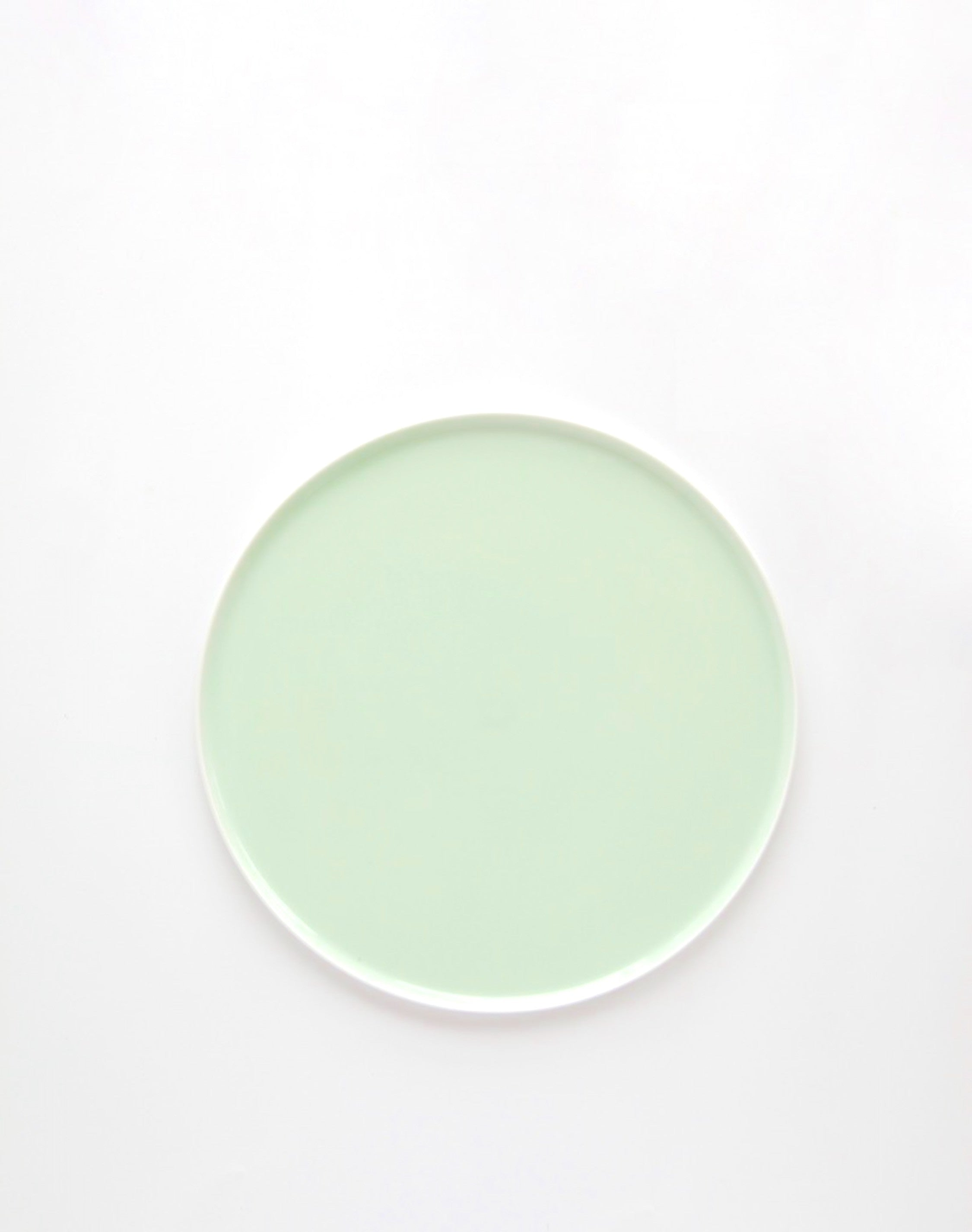S&B Flat Plate Light Green