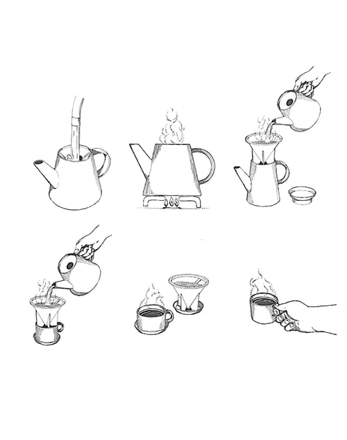 Big Game All in One Coffee Set of 5