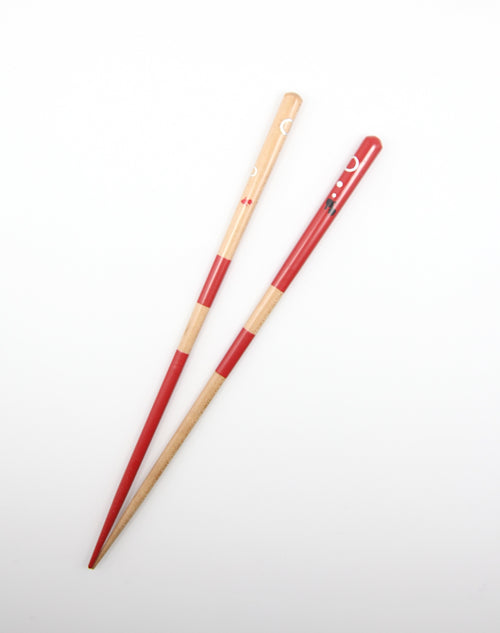 Chopstick Goldfish Red