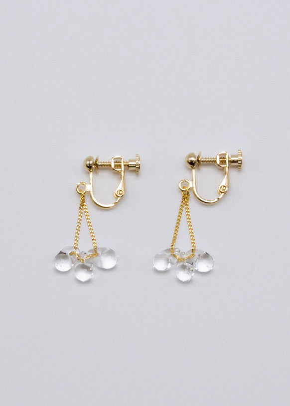 Clip-on Earring Little tears