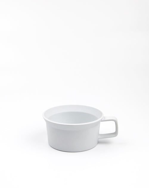 TY Tea Cup Gray