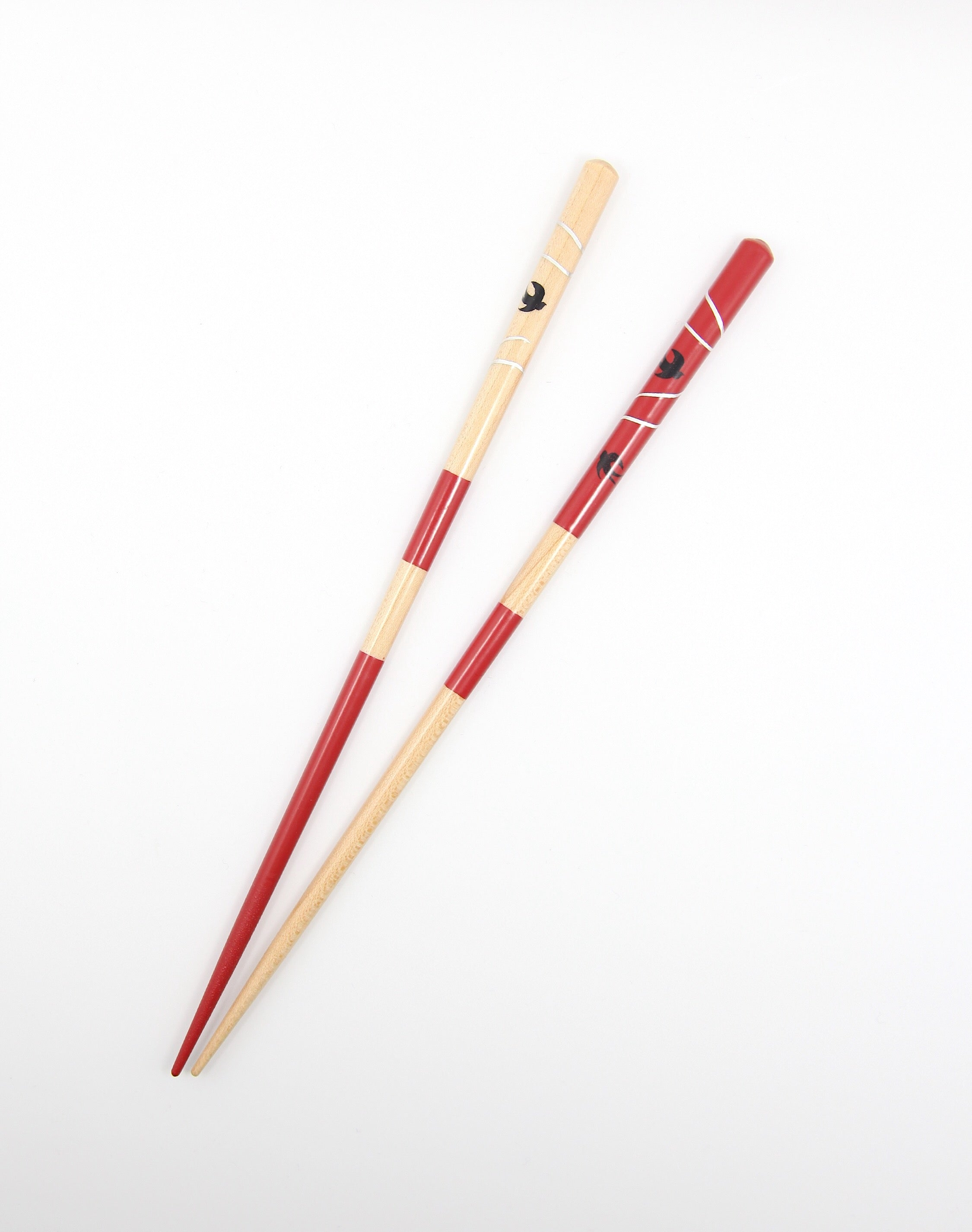 Chopstick Swallow Red