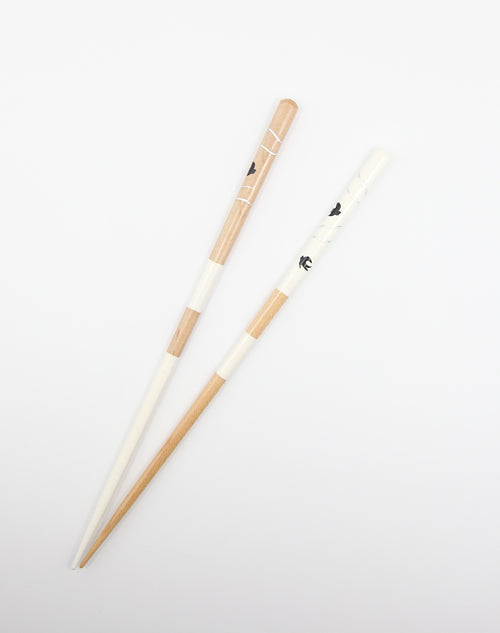Chopstick Swallow White