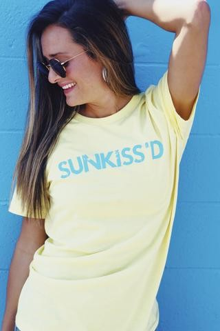 Sunkiss'd Graphic Tee