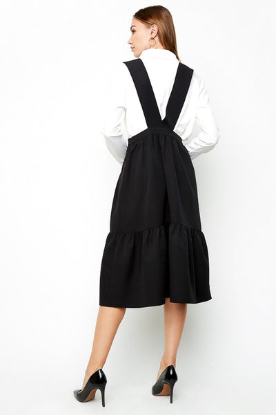 Sarah Suspender Dress