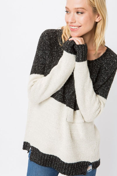 Park City Colorblock Sweater
