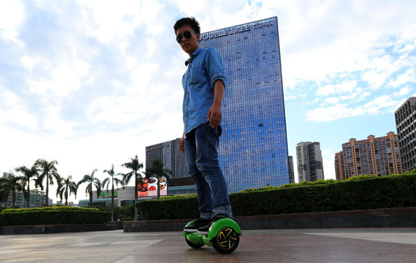 8 inch segway hoverboard