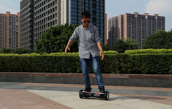 best 6.5 inch segway hoverboard