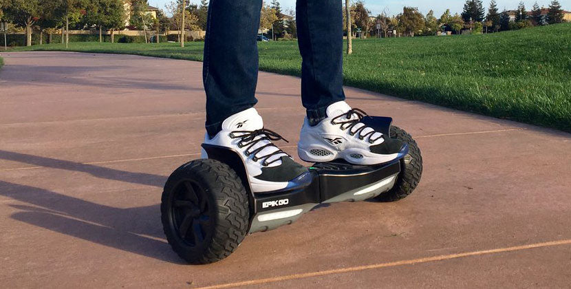 epikgo-hoverboard-in-park
