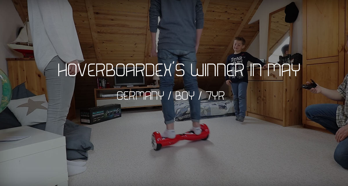 hoverboard give away