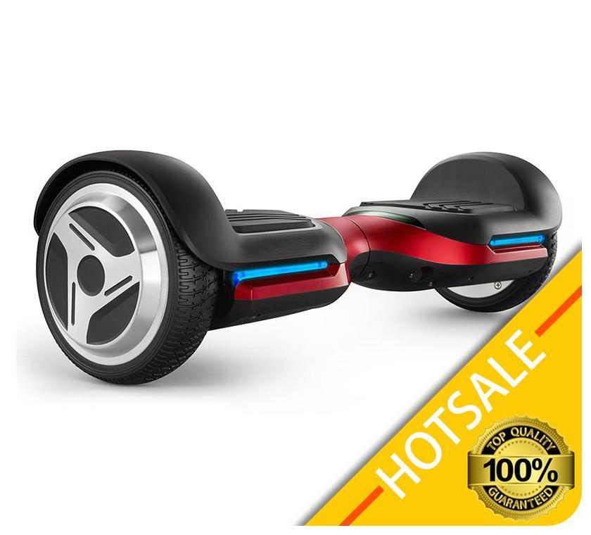 Chrome Hoverboards